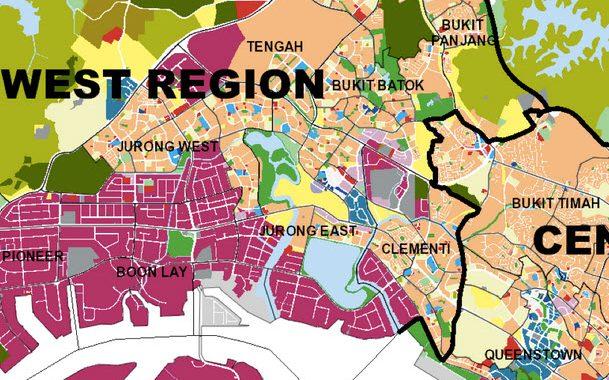 5 Year Transformation of Bukit Batok Master Plan Around Bukit Batok EC